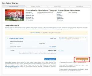 Kuvankaappaus lomakkeelta: Sage Payment Options